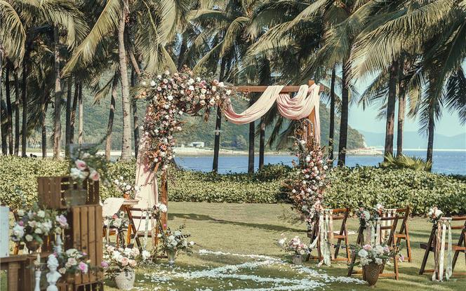 2人海岛旅行bob电竞首页复古玫瑰布置