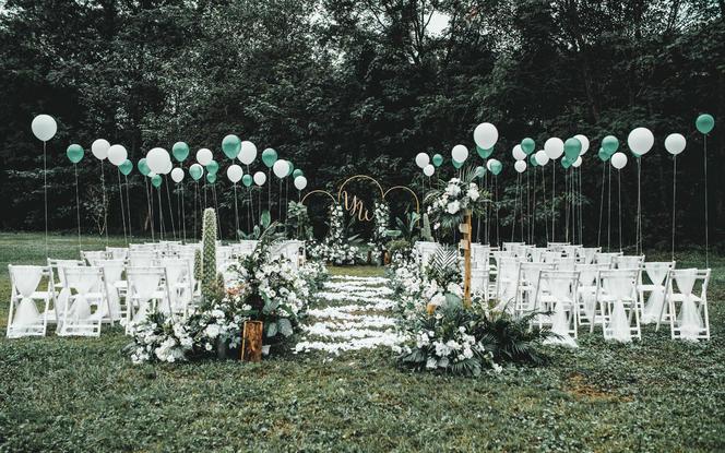 【尚喜宝】清新户外婚礼/一价全包高性价比