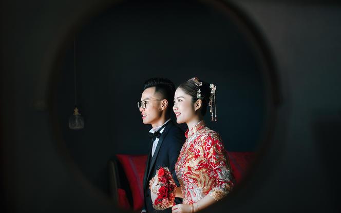 橘子影像-婚礼摄影 超人组 总监双机套餐