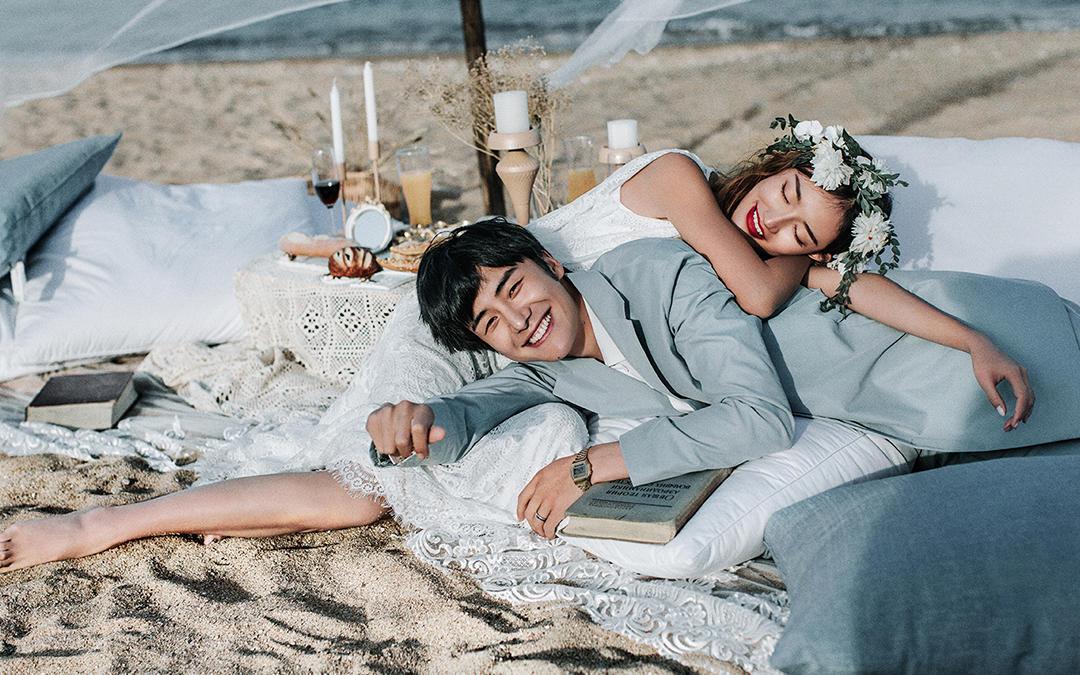 『年轻感CHIC』主题 婚纱照