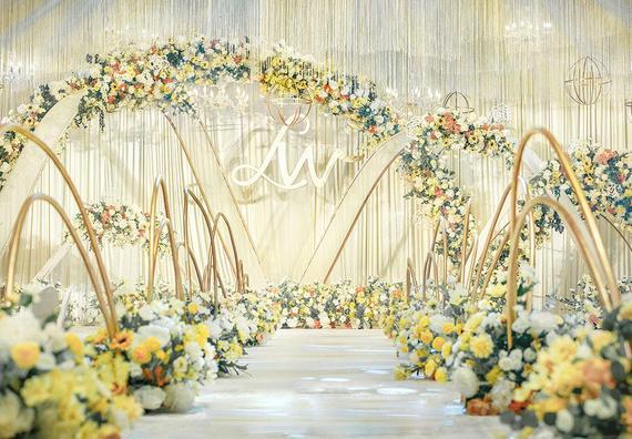 未然丨香槟色婚礼——《梦想的印记》