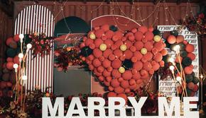 【匠禾定制】浪漫车厢求婚/让女生立即点头的仪式