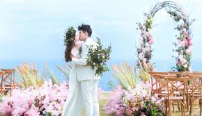巴厘岛/全新搭建/一价全包/一站式策划海岛婚礼