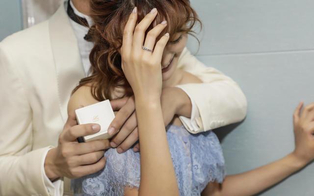 DR对戒:MY HEART系列 心动款 结婚对戒