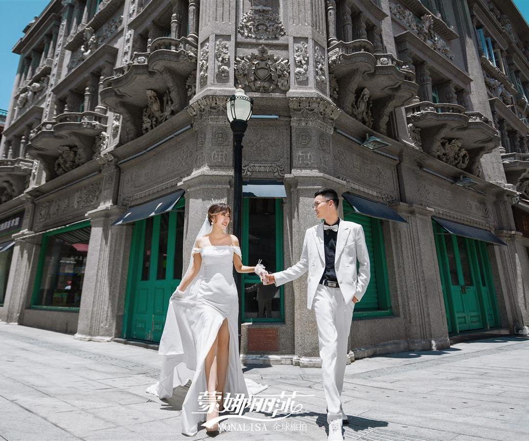微电影 婚纱照 双影像拍摄