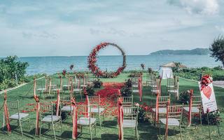 三亚蔷薇婚礼