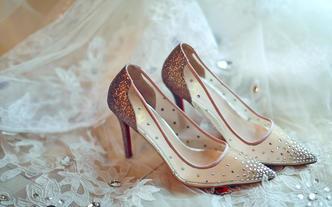 单机位专业单反设备+婚礼全程跟拍