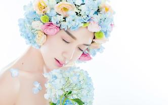 资深档化妆师全程跟妆3套造型