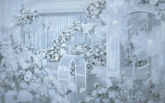 《简》拾忆婚礼案例·文昌海天花园酒店