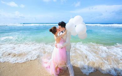 爱旅拍巴厘岛•客照欣赏•巴厘海景•欧&侯
