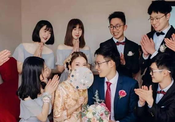 大理浪漫精致梦幻风格婚礼