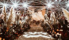 2020小厅必备美式小清新婚礼案例