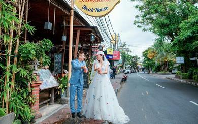 爱旅拍巴厘岛•客照欣赏•巴厘之旅•王&乔