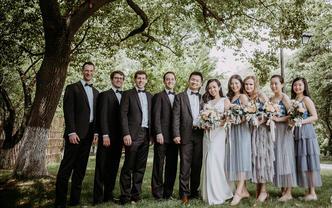 豚豚婚礼影像,3机位摄影摄像任意组合