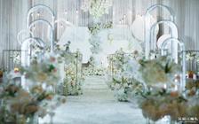 【春风】艾薇儿婚礼春季套系