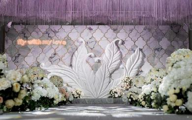 飞凌婚礼丨流星的光辉