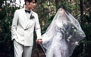 武汉美好幸福纪婚纱摄影
