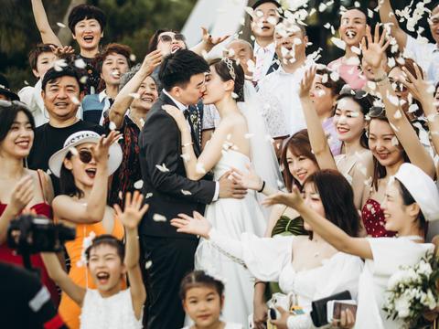 鹿屿影像「首席」单机位婚礼摄影