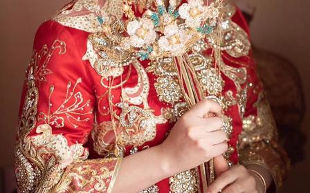Marry Wang重工进口马来褂