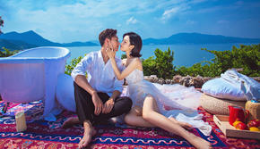 特惠【海景旅拍/双基地】婚纱照+咨询有礼