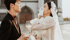 今年婚照怎么拍全新ins风【情敌贝多芬】系列