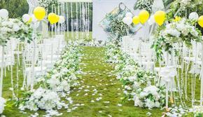 【华谊婚礼】白绿色小清新婚礼