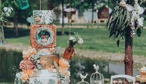 【超高性价比】草坪鲜花婚礼