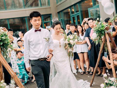清风印象STUDIO婚礼纪实摄影-首席单机档