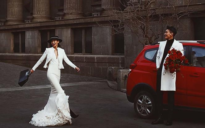 【慕摄影】唐顿庄园系列—像电影一样拍婚纱照