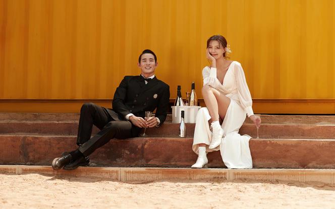【海岛系列】在合肥旅拍全球+预约进店即送婚纱一件
