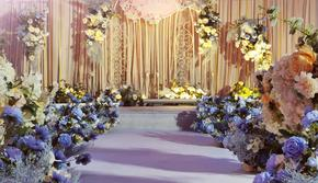 【爆款推荐】家中办婚礼4800元含人员全包