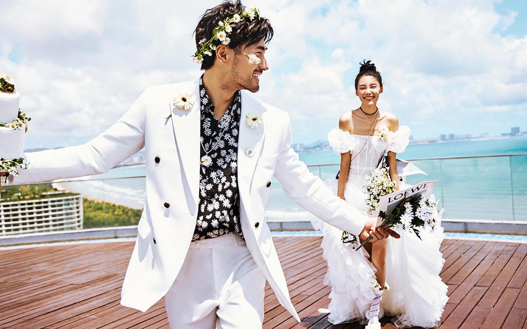 【三亚】旅拍婚纱照三亚湾