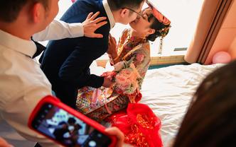 婚礼跟拍4机位摄影摄像(摄影摄像各2机位)