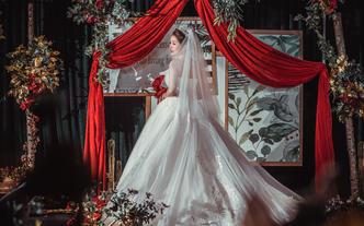专业档单机摄影师婚礼跟拍