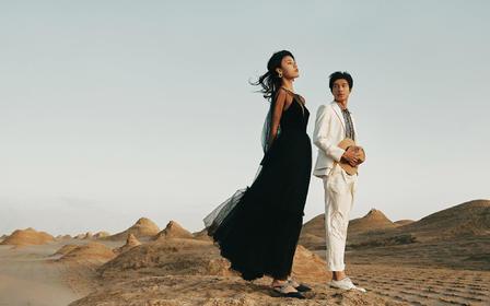 【小众旅拍】新疆/青海翡翠之旅不满意重拍服装任选