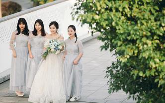 【摄影总监】婚礼跟拍双机位现代简约风· 赠航拍