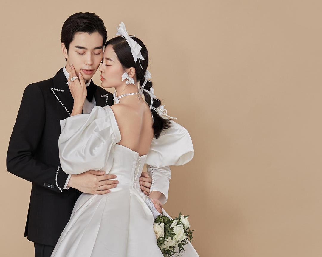 尚格摄影/ 婚纱照/经典白纱