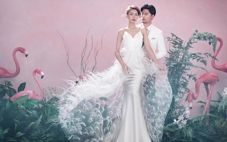 维多利亚婚纱摄影——【仪式感婚礼】