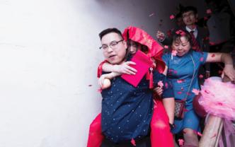南京婚礼跟拍摄影原片600张精修40单机位总监