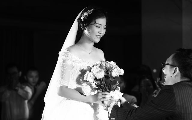 首席总监单机位婚礼