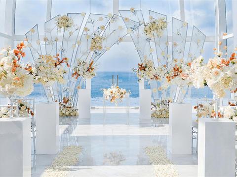 【罗曼斯海外婚礼】巴厘岛梦幻教堂婚礼