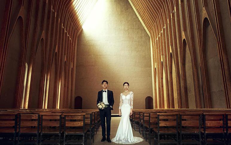 """十八大热门外景️""""穿着婚纱,嫁给爱情""""无忧拍摄"""