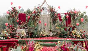 【家宴专享】鲜花定制💝农村✨乡村🌹家门口婚礼