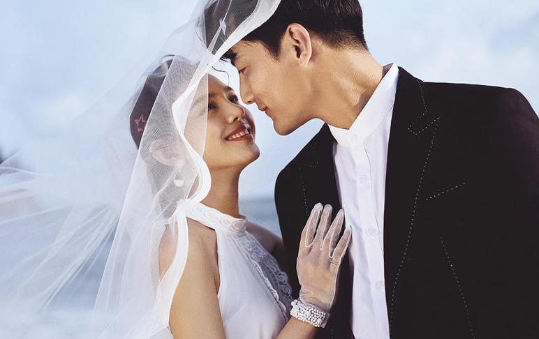 海景私享拍丨1价全包 创意海景婚纱照摄影