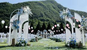 农村婚礼#户外婚礼#小清新#超性价比
