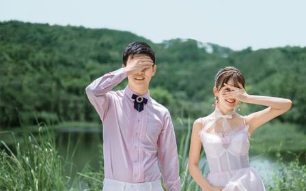 【夏季】新品特惠婚纱照