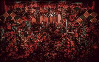 【潮婚节】长辈们都喜欢的红色新款轻奢⑤大人员
