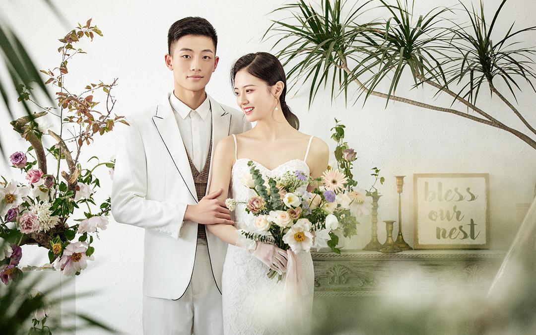 五月映画婚纱照夏季新主题限时特价一对一拍摄点任选