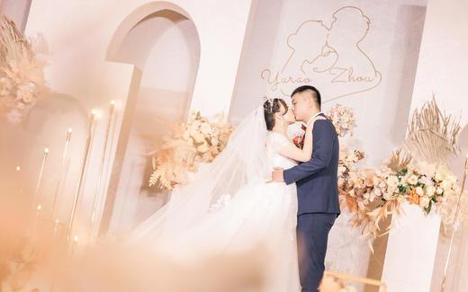 「香槟色」唯美大气婚礼·眷旅