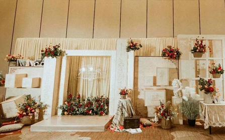 爆款婚礼设计 网红温馨浪漫现场